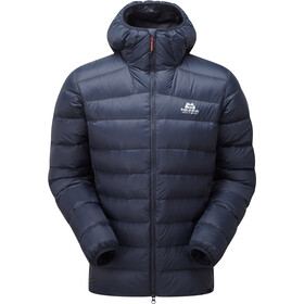 Mountain Equipment Skyline Hooded Jacket Herre cosmos